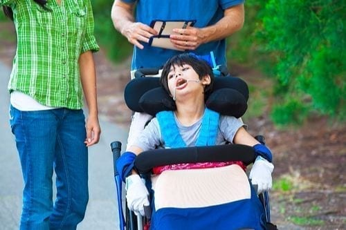 Cerebral Palsy and SSA Disability Benefits